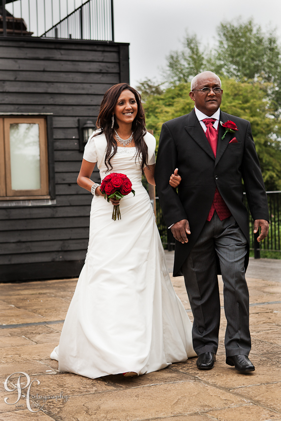 Devika and John's Wedding at Tewin Bury Farm Hotel, Hertfordshire Image 7