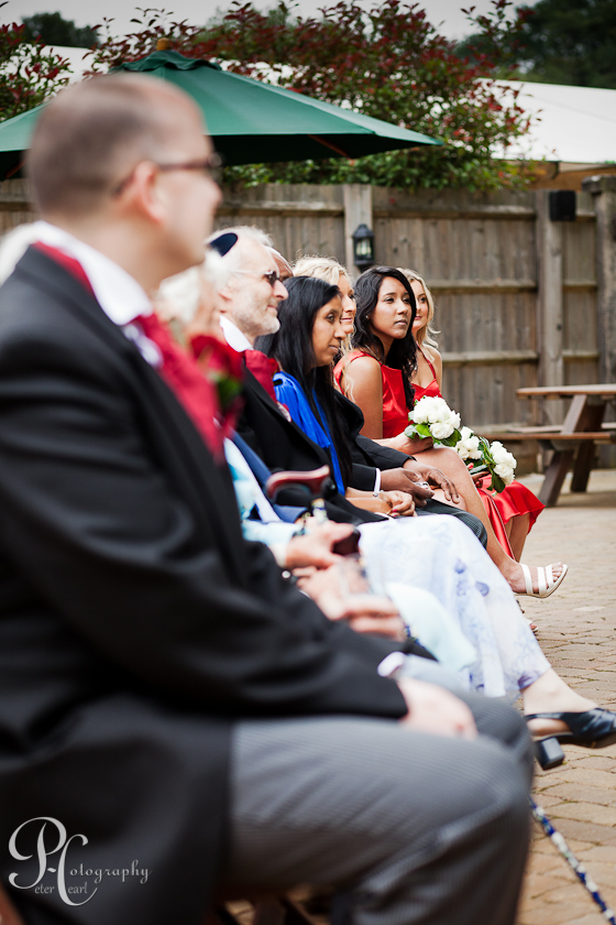 Devika and John's Wedding at Tewin Bury Farm Hotel, Hertfordshire Image 9